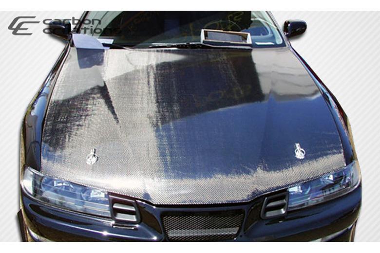 1995 Honda Prelude Carbon Creations Hood