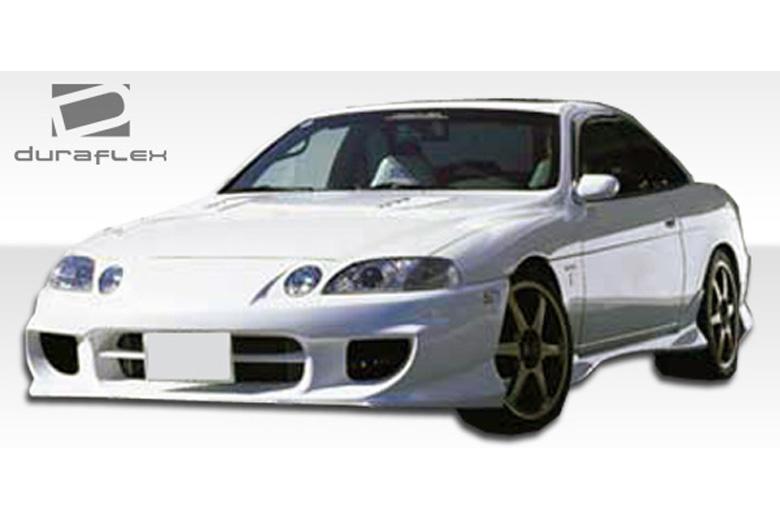2000 Lexus SC Duraflex Demon Bumper (Front)