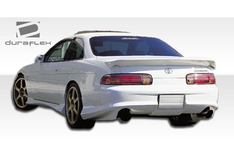 2000 Lexus SC Duraflex Demon Bumper (Rear)