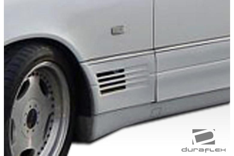 1995 Mercedes S-Class Duraflex LR-S Door Cap
