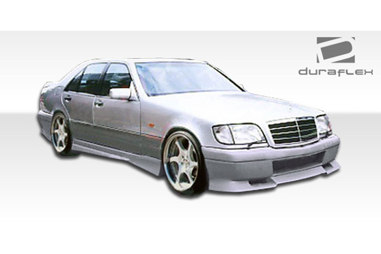 1995 Mercedes S-Class Duraflex VIP Bumper (Front)