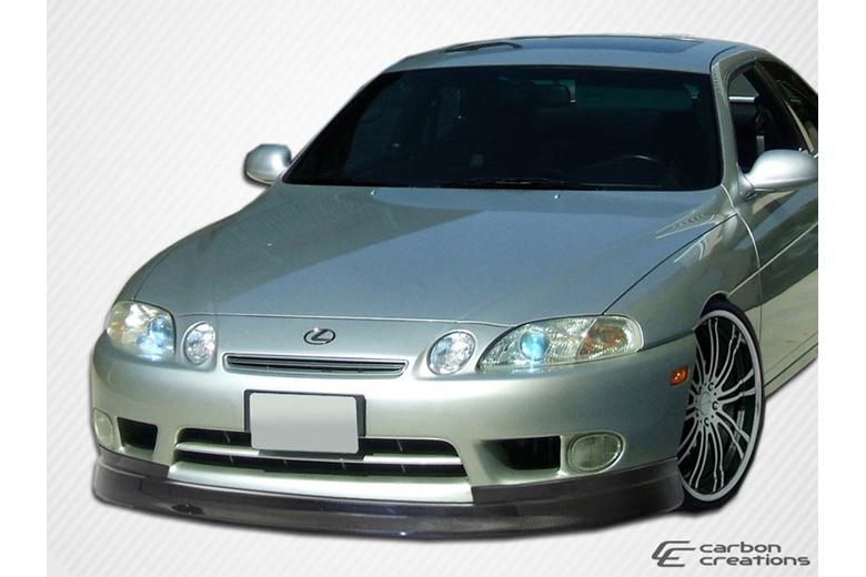 1995 Lexus SC Carbon Creations V-Speed Front Lip (Add On)