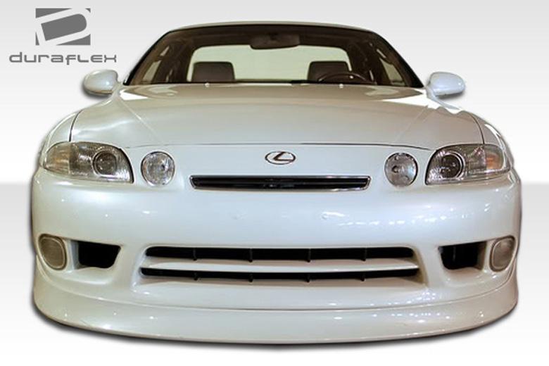 1995 Lexus SC Duraflex V-Speed Front Lip (Add On)
