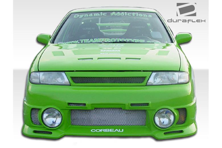 1994 Nissan Altima Duraflex Evo 3 Bumper (Front)