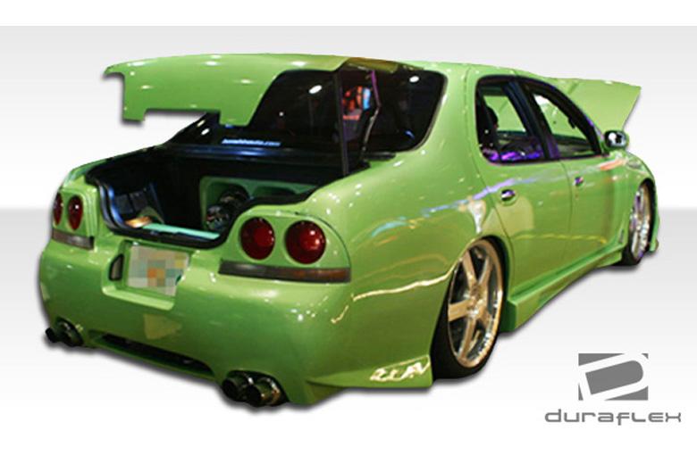 1994 Nissan Altima Duraflex Evo 3 Bumper (Rear)