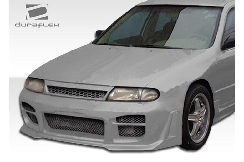 1994 Nissan Altima Duraflex R34 Body Kit
