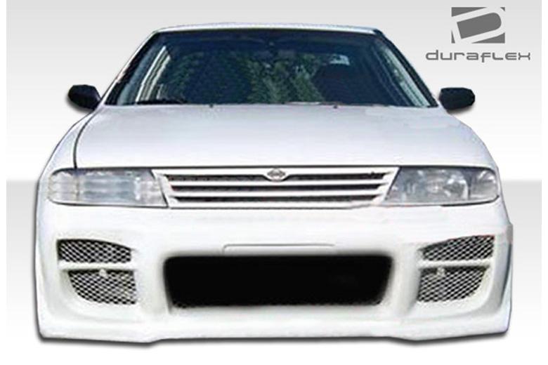 1994 Nissan Altima Duraflex R34 Bumper (Front)