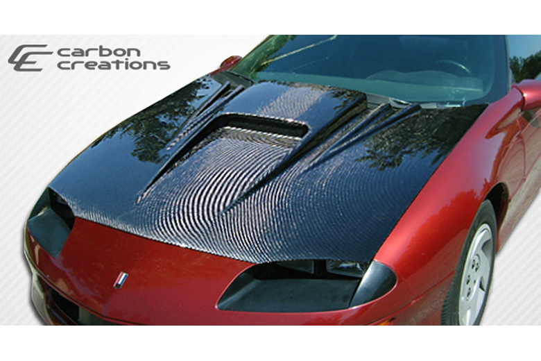 1997 Chevrolet Camaro Carbon Creations Spyder 3 Hood