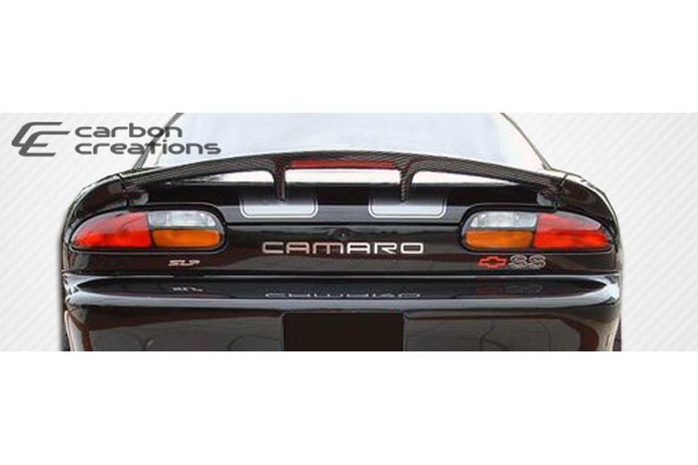 2002 Chevrolet Camaro Carbon Creations SS Spoiler