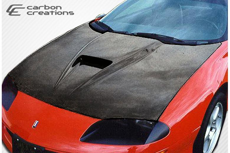 1997 Chevrolet Camaro Carbon Creations Supersport Hood