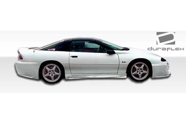 2002 Chevrolet Camaro Duraflex Sniper Sideskirts