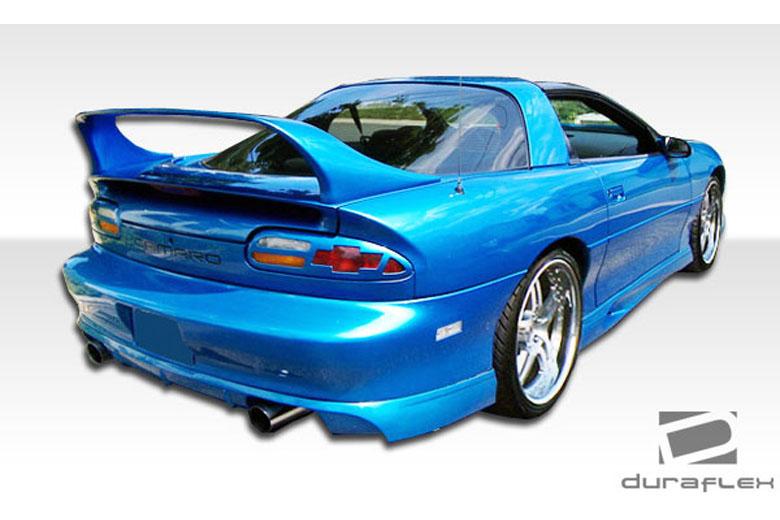 1993 Chevrolet Camaro Extreme Dimensions Vortex Rear Lip (Add On)