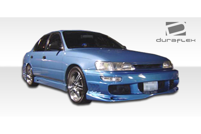 1993 Toyota Corolla Duraflex Bomber Body Kit
