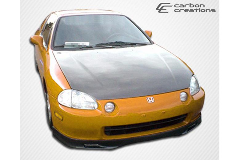 1996 Honda Del Sol Carbon Creations Hood