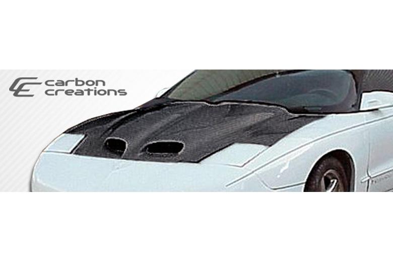 1995 Pontiac Firebird Carbon Creations WS-6 Hood