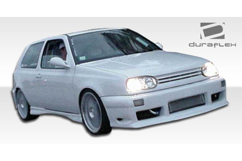 1998 Volkswagen Golf Duraflex Kombat Body Kit
