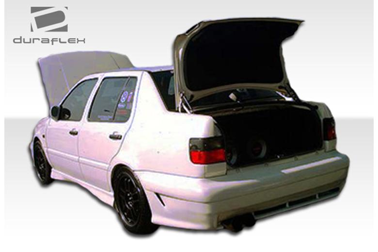 1997 Volkswagen Golf Duraflex Kombat Bumper (Rear)