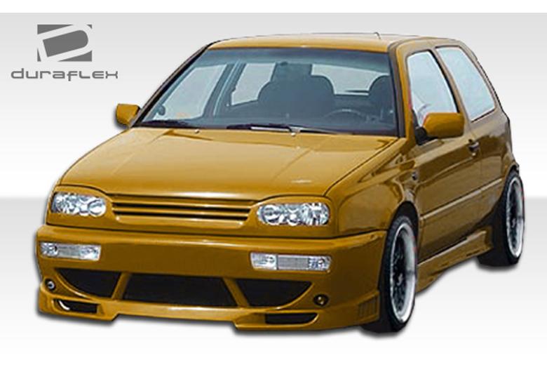 1998 Volkswagen Golf Duraflex LM-S Bumper (Front)