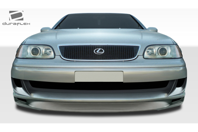 1993 Lexus GS Duraflex CES Front Lip (Add On)