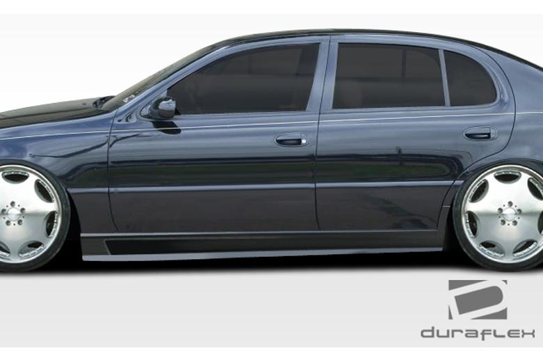 1994 Lexus GS Duraflex CES Sideskirts
