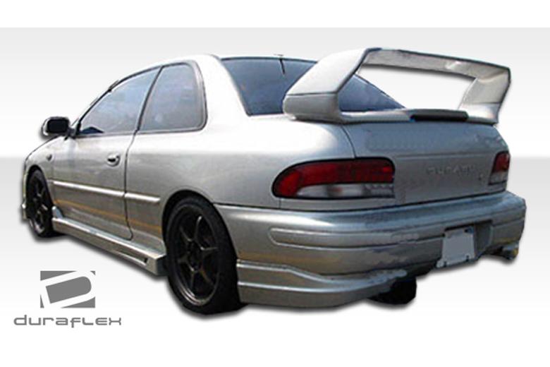 1995 Subaru Impreza Duraflex C-1 Rear Lip (Add On)