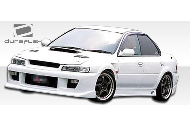 1995 Subaru Impreza Duraflex C-Speed Bumper (Front)