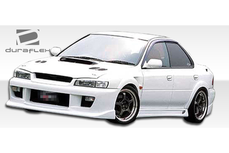 1995 Subaru Impreza Duraflex C-Speed Sideskirts