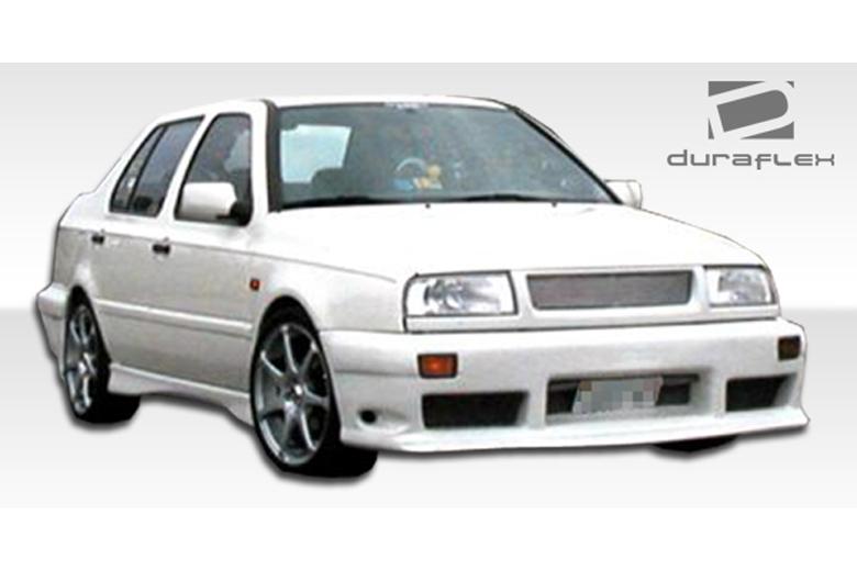 1998 Volkswagen Golf Duraflex Kombat Bumper (Front)