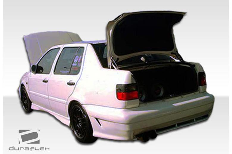 1997 Volkswagen Jetta Duraflex Kombat Bumper (Rear)