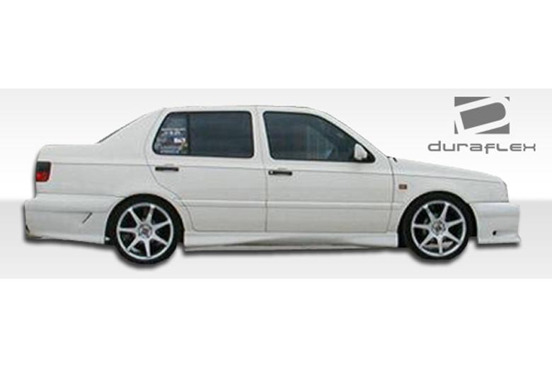 1998 Volkswagen Golf Duraflex Kombat Sideskirts
