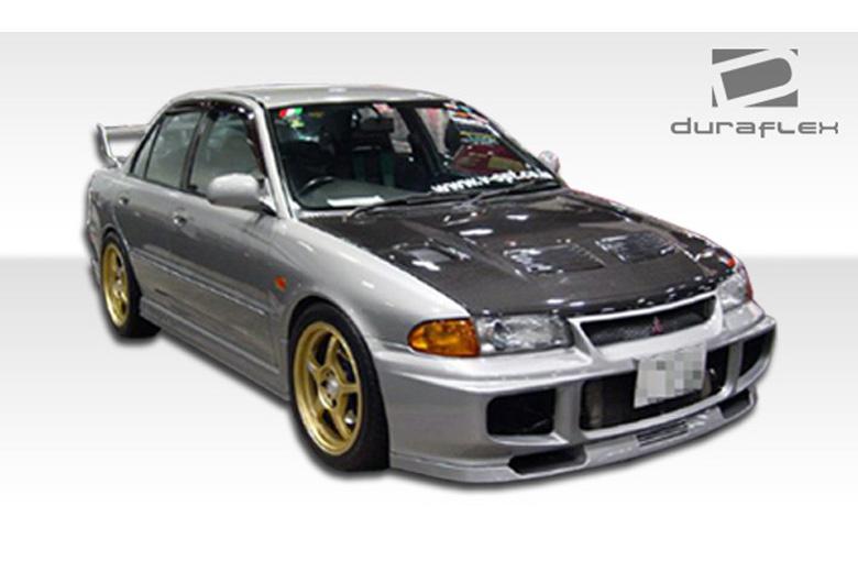 1994 Mitsubishi Mirage Duraflex Evo Body Kit