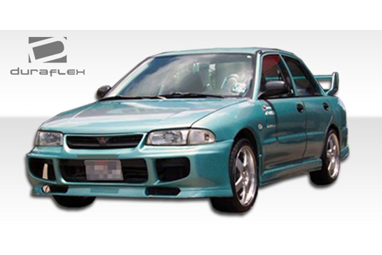 1994 Mitsubishi Mirage Duraflex Evo Bumper (Front)