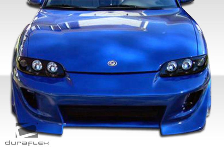 1995 Mazda MX-6 Duraflex Blits Bumper (Front)