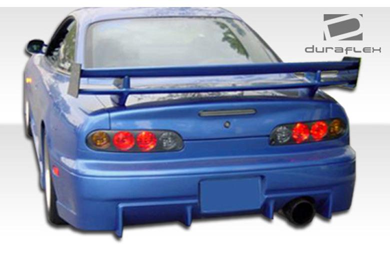 1995 Mazda MX-6 Duraflex Buddy Bumper (Rear)