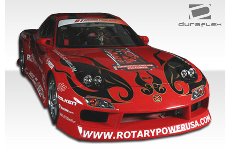 1993 Mazda RX-7 Duraflex B-Sport Body Kit