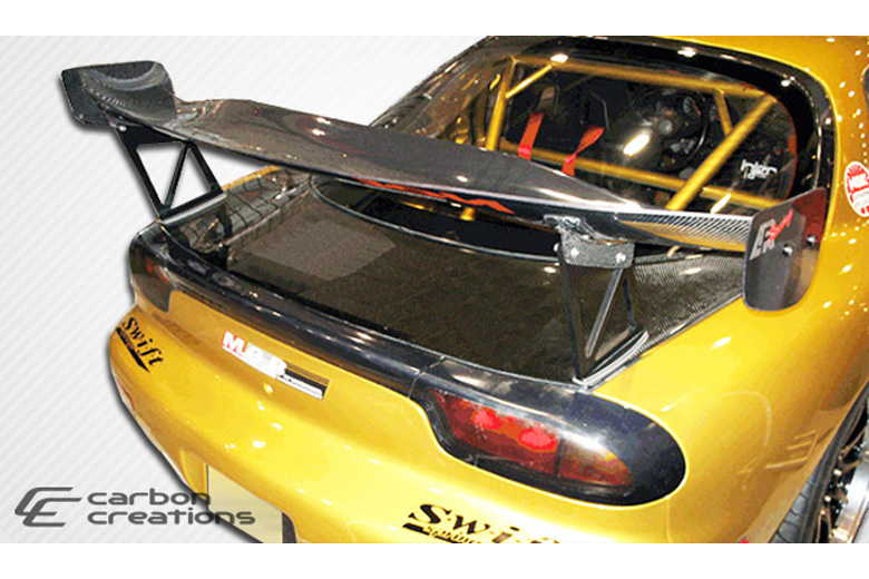 1993 Mazda RX-7 Carbon Creations Trunk / Hatch