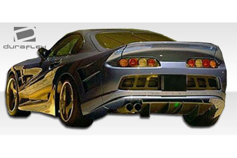 1998 Toyota Supra Duraflex Conclusion Spoiler