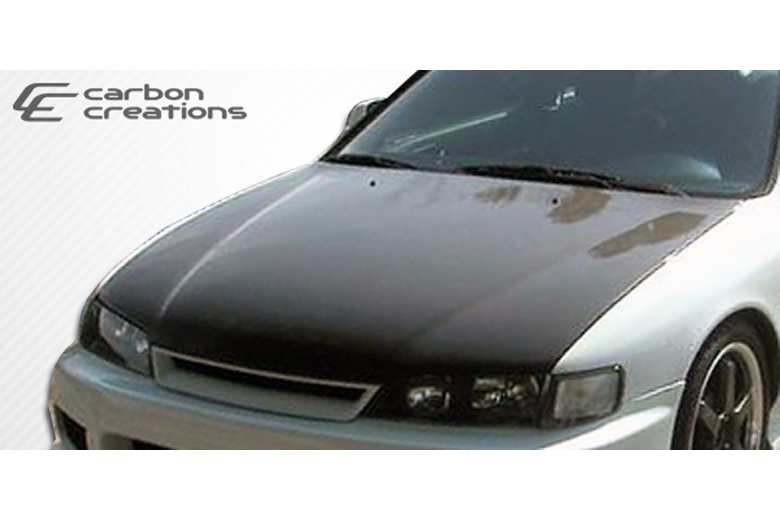 1997 Honda Accord Carbon Creations Hood