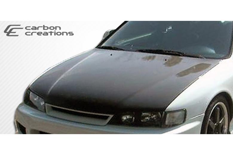 1994 Honda Accord Carbon Creations Hood