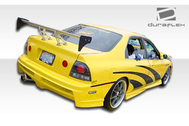1994 Honda Accord Duraflex Xtreme Sideskirts