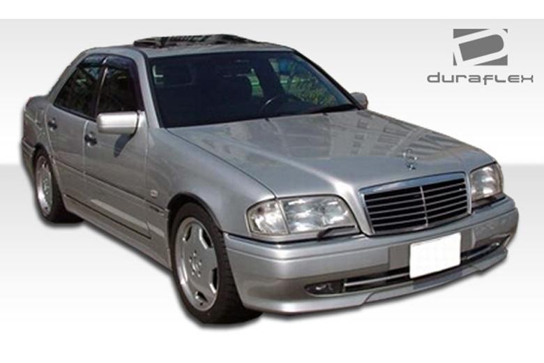 1997 Mercedes C-Class Duraflex AMG Body Kit