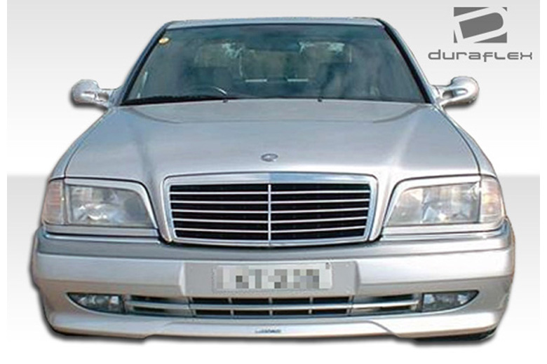 1997 Mercedes C-Class Duraflex AMG Look Bumper (Front)
