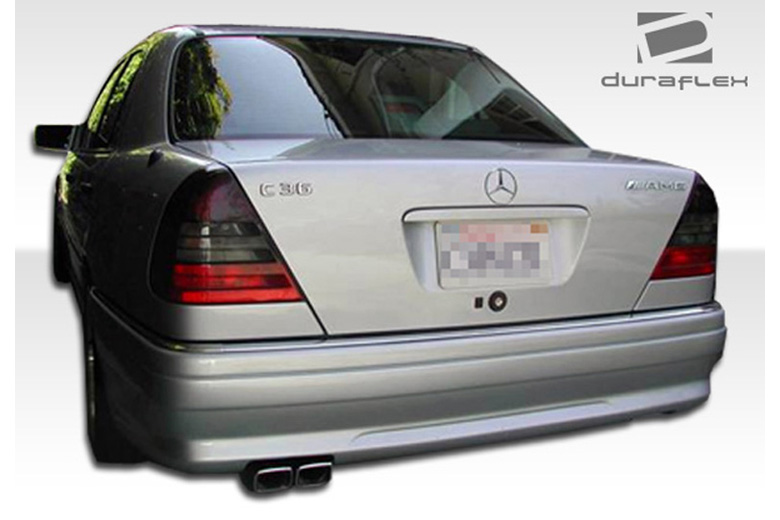 1994 Mercedes C-Class Duraflex AMG Look Bumper (Rear)