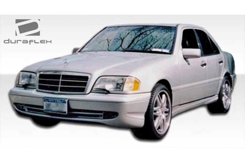 1997 Mercedes C-Class Duraflex C43 Look Body Kit