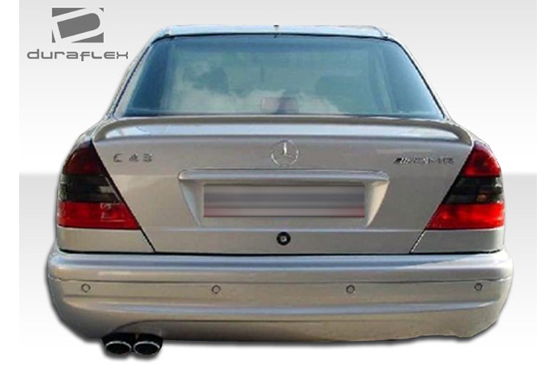 1997 Mercedes C-Class Duraflex C43 Look Bumper (Rear)