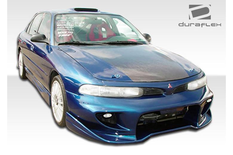 1997 Mitsubishi Galant Duraflex Cyber Bumper (Front)