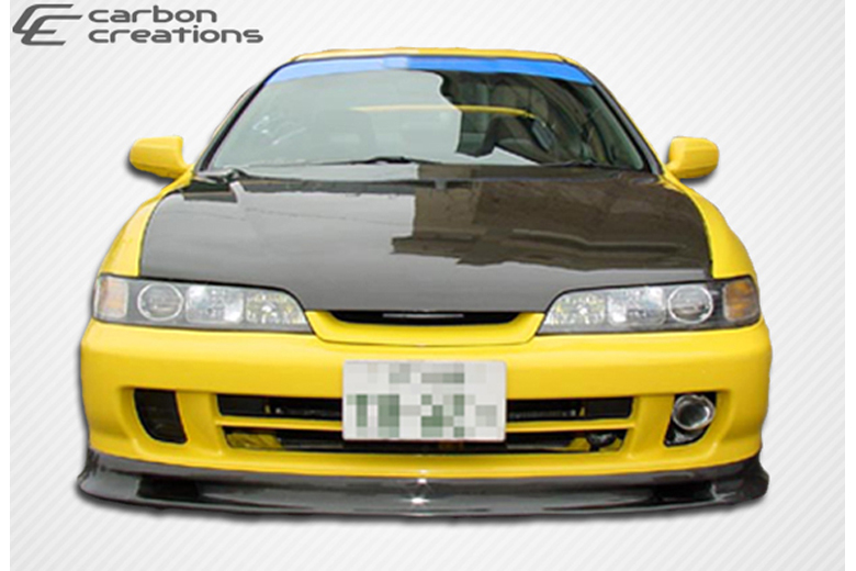 1995 Acura Integra Carbon Creations Spoon Style Front Lip (Add On)