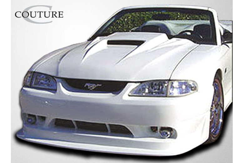 1994 Ford Mustang Couture Cobra R Bumper (Front)