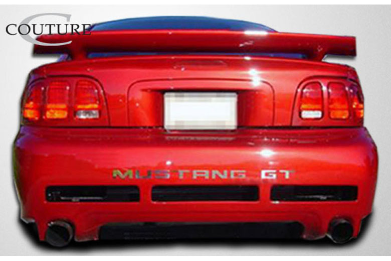 1996 Ford Mustang Couture Colt 2 Bumper (Rear)