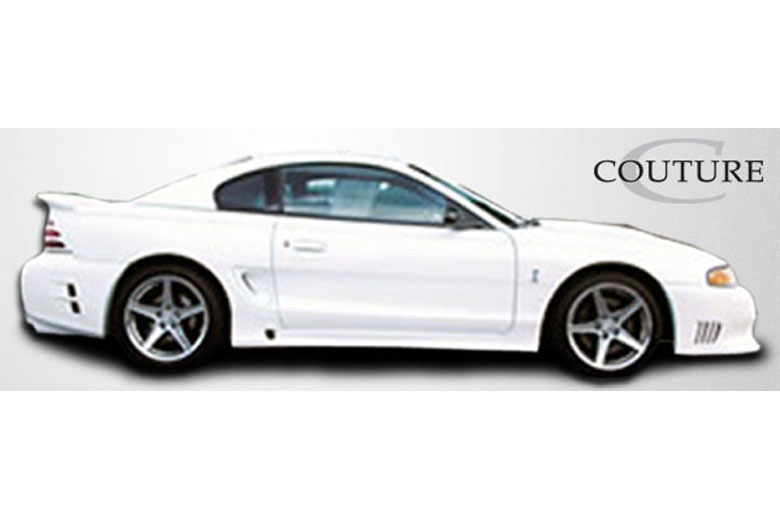 1994 Ford Mustang Couture Colt 2 Sideskirts
